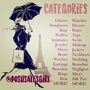 Accessories - Filter by Categories!